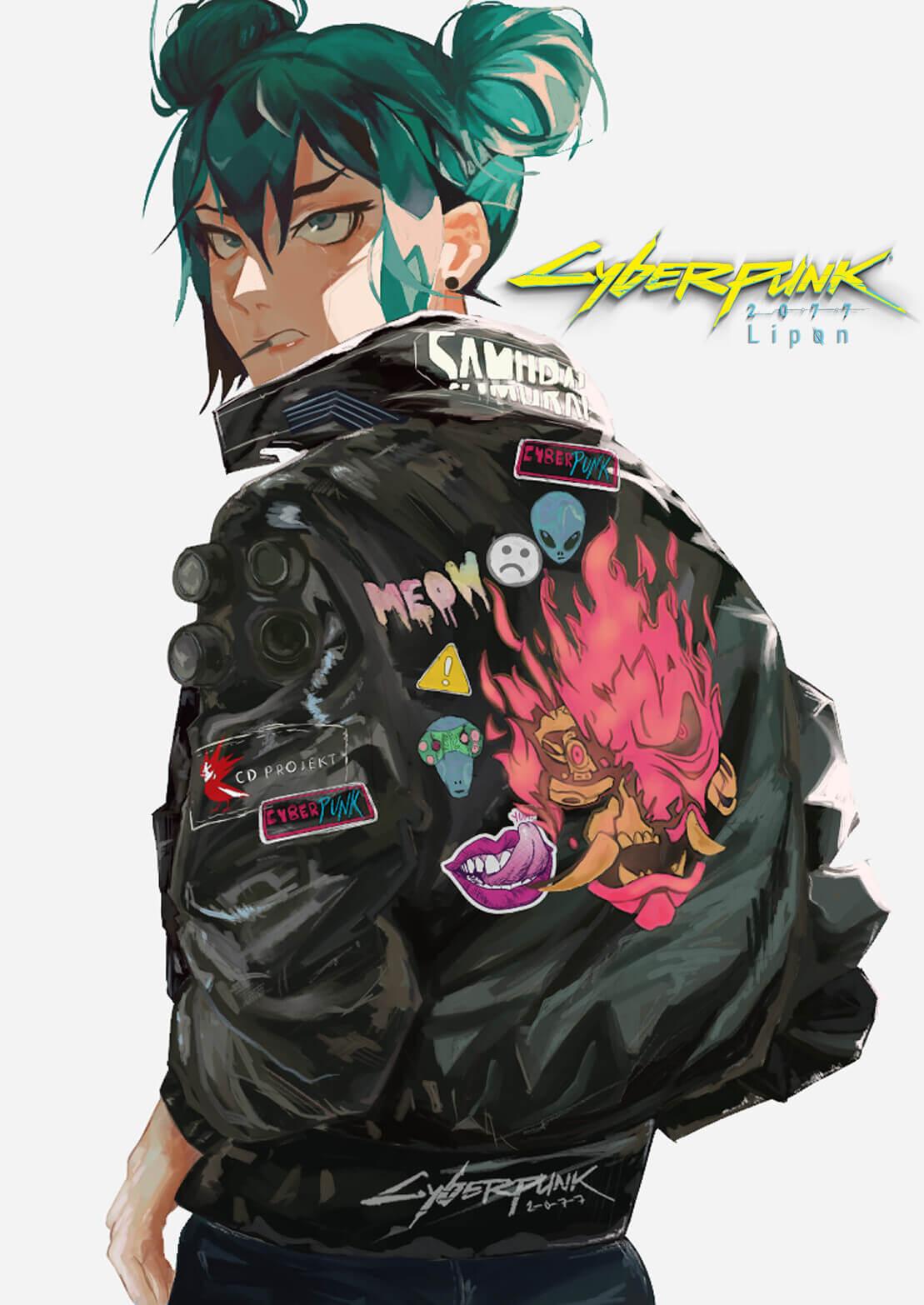 Lipon 18 – Cyberpunk 2077