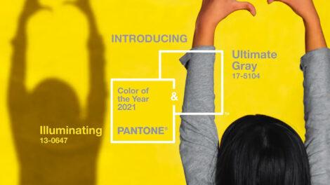 Pantone kolor roku 2021