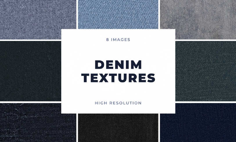 darmowe tekstury jeansu
