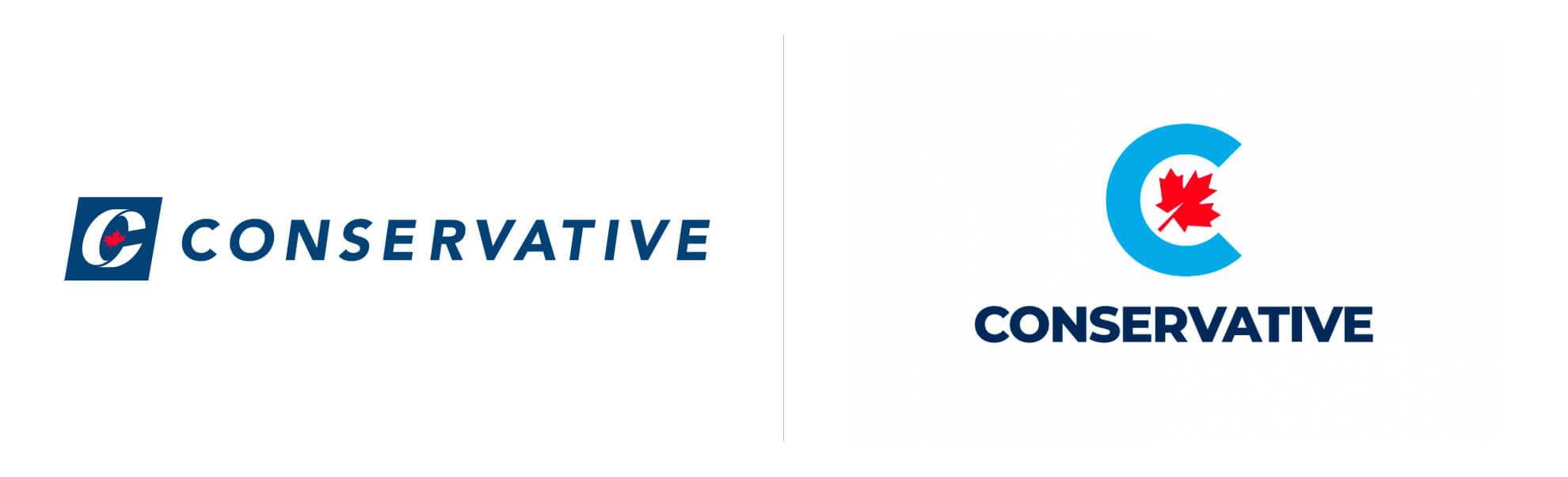 kanadyjska partia konserwatystów znowym logo