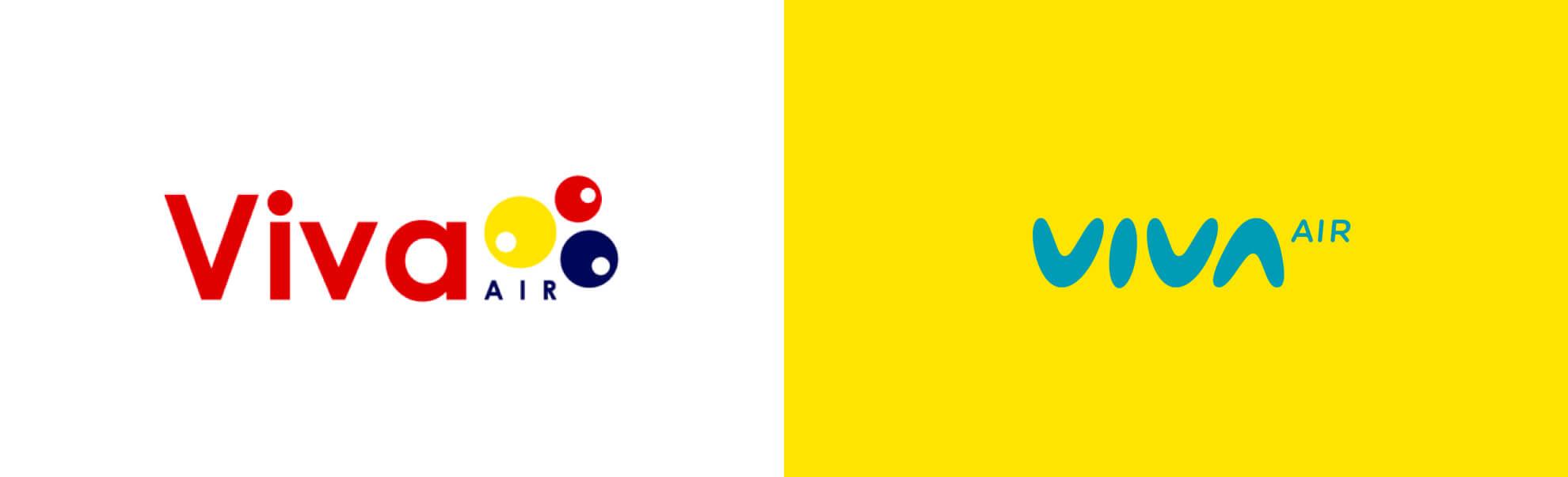 nowe logo vivaair