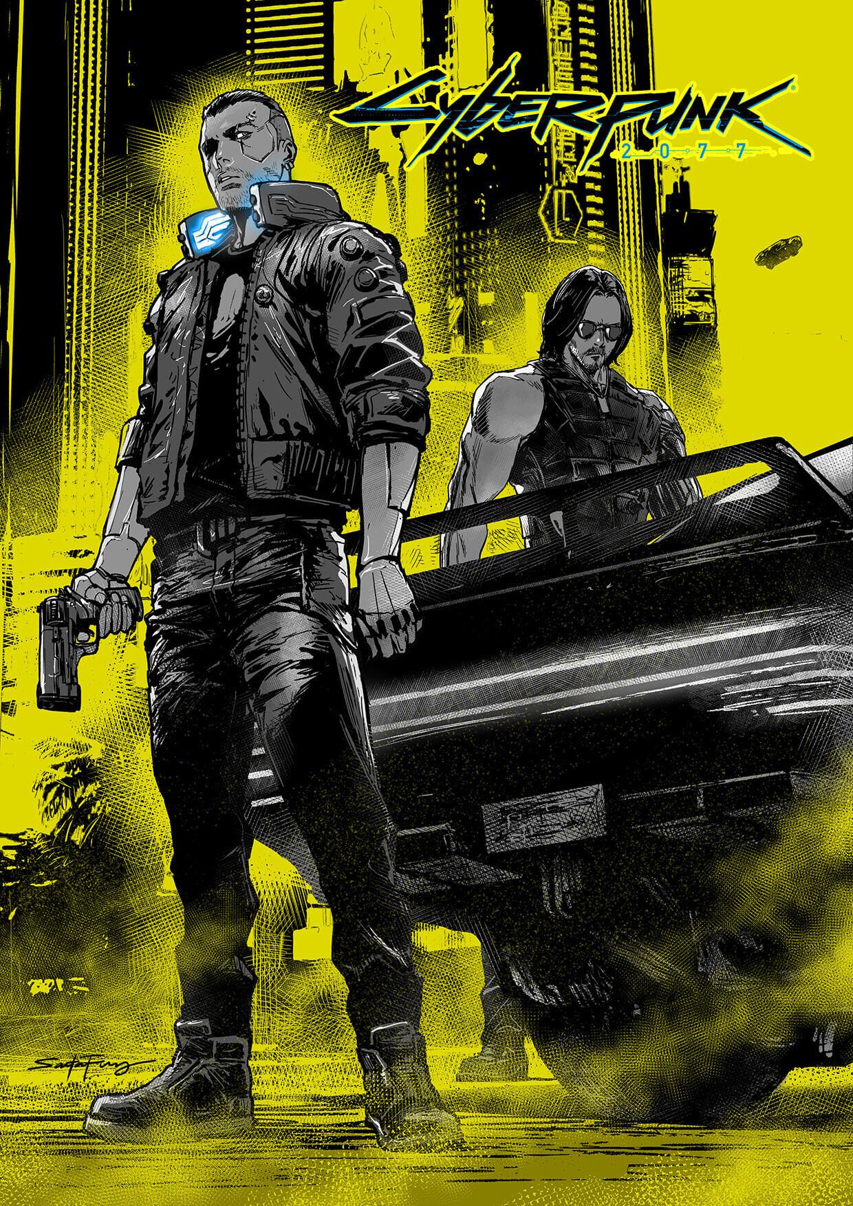 SANTA FUNG – Cyberpunk 2077
