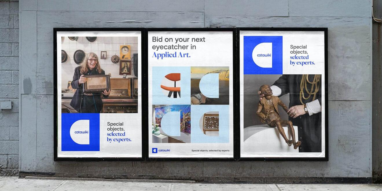 Rebranding miesiąca #59: Catawiki (październik 2020)