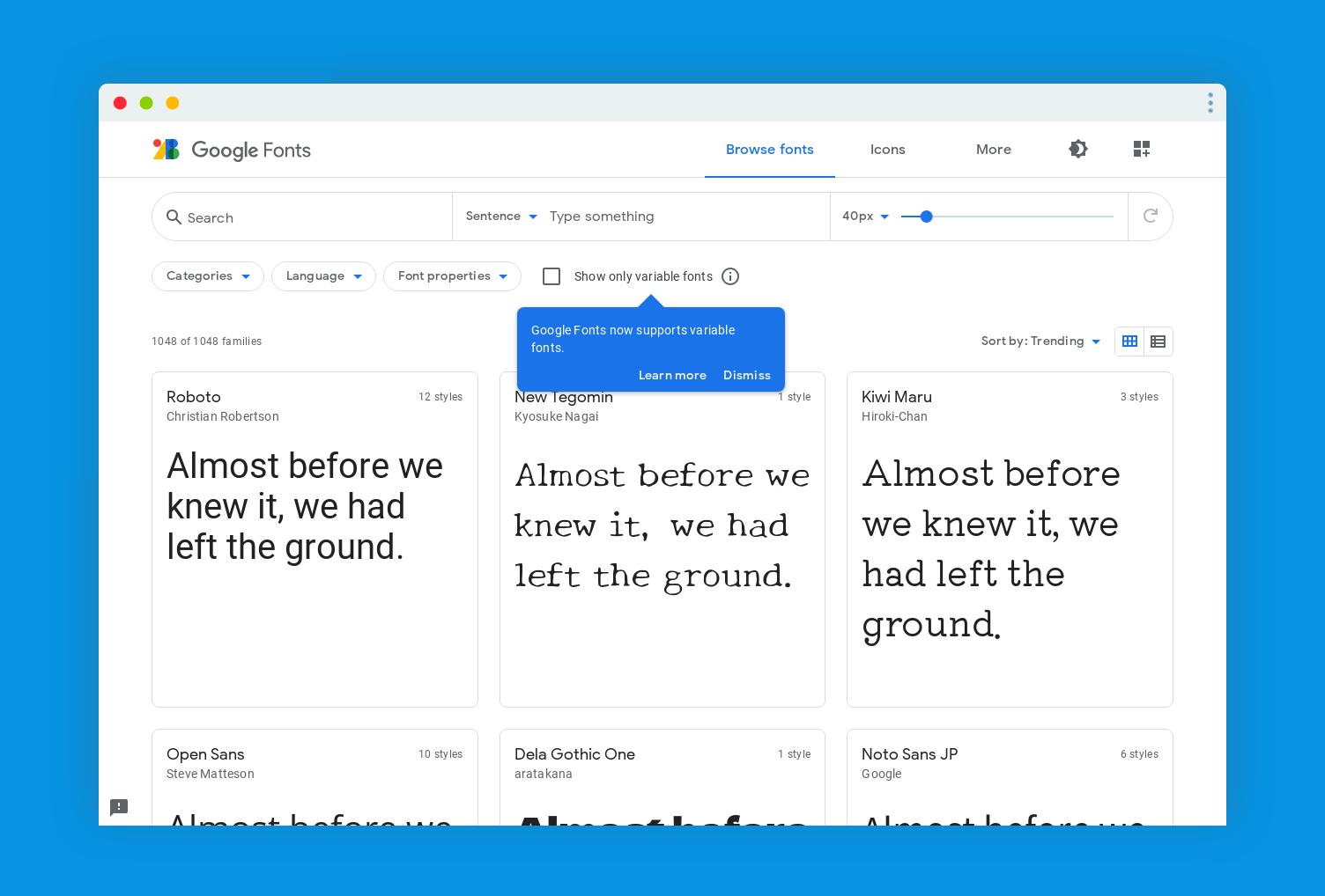 najlepsze strony zdarmowymi czcionkami google fonts