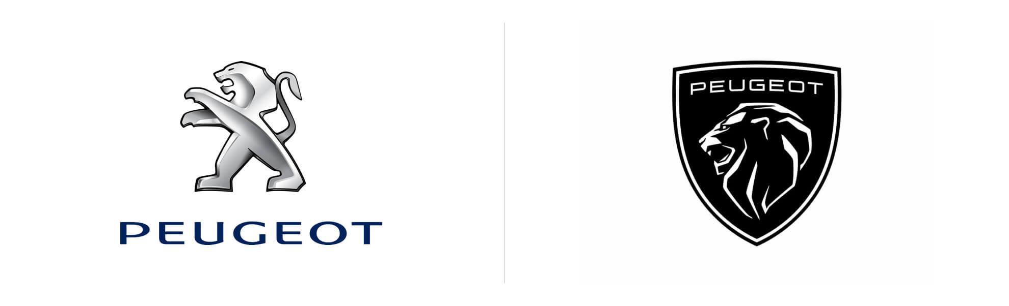 Peugeot odświeża znak