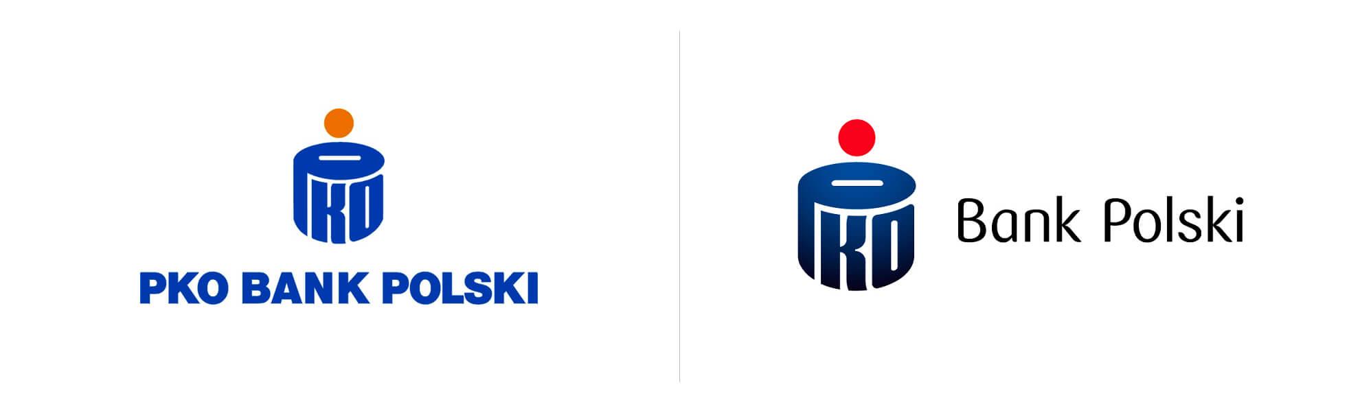 Stare inowe logo PKO BP
