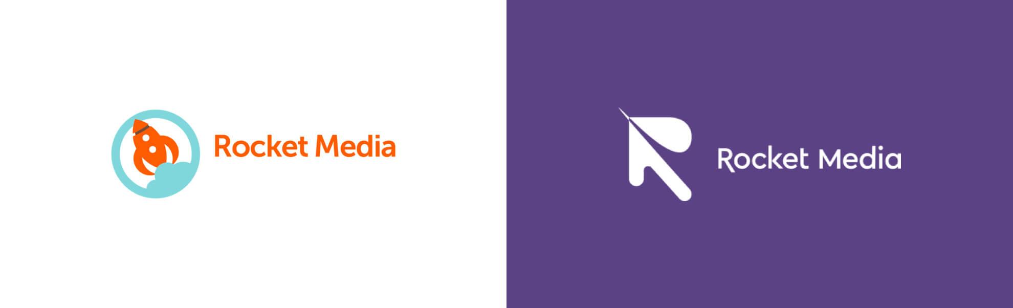 Rocket media ma nowe logo