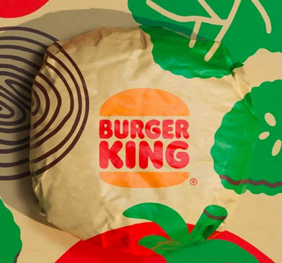 Burger King zmienia logo