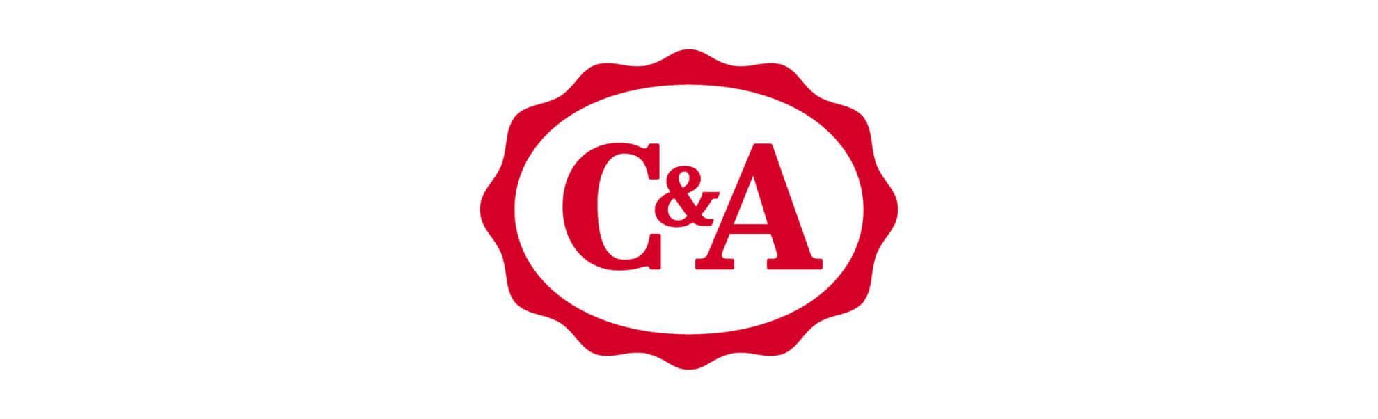 Nowe logo C&A