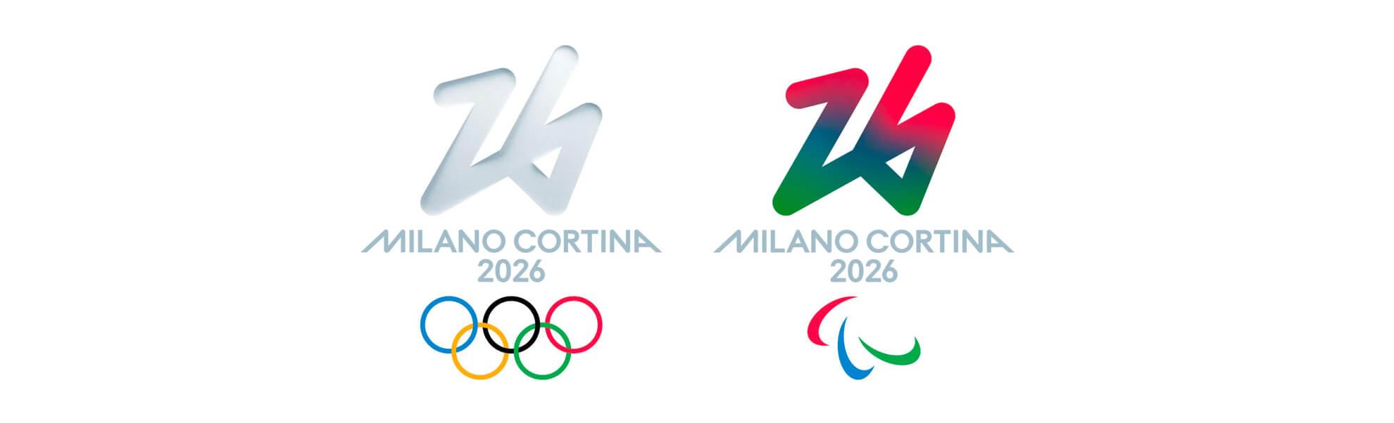 Milano Cortina 2026 loga