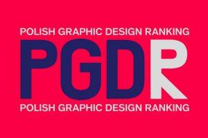Polish Graphic Design Ranking – lista najlepszych polskich projektantów i studiów designerskich