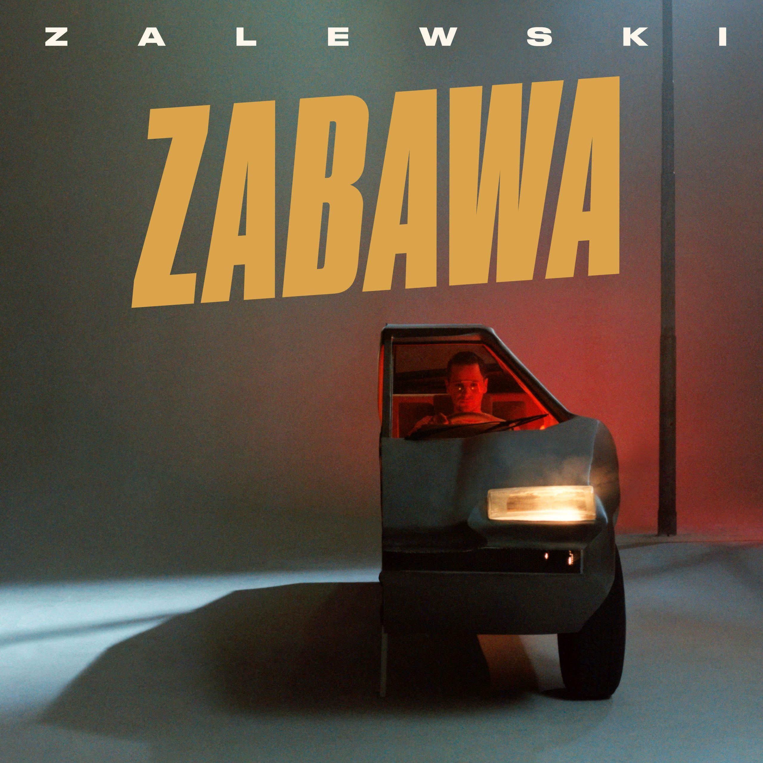 """13. Tomek Kuczma: Krzysztof Zalewski """"Zabawa"""""""