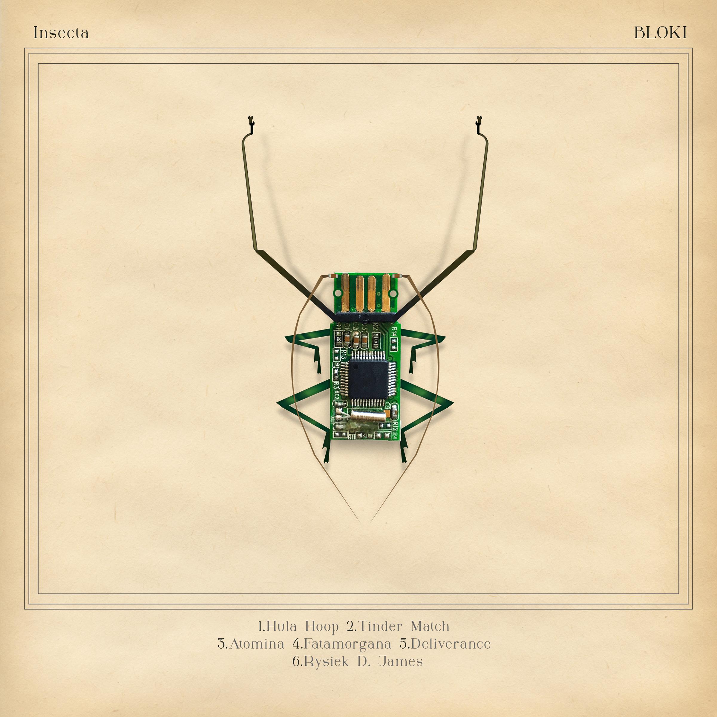 """24. Kamil Tatara: Bloki """"Insecta"""""""