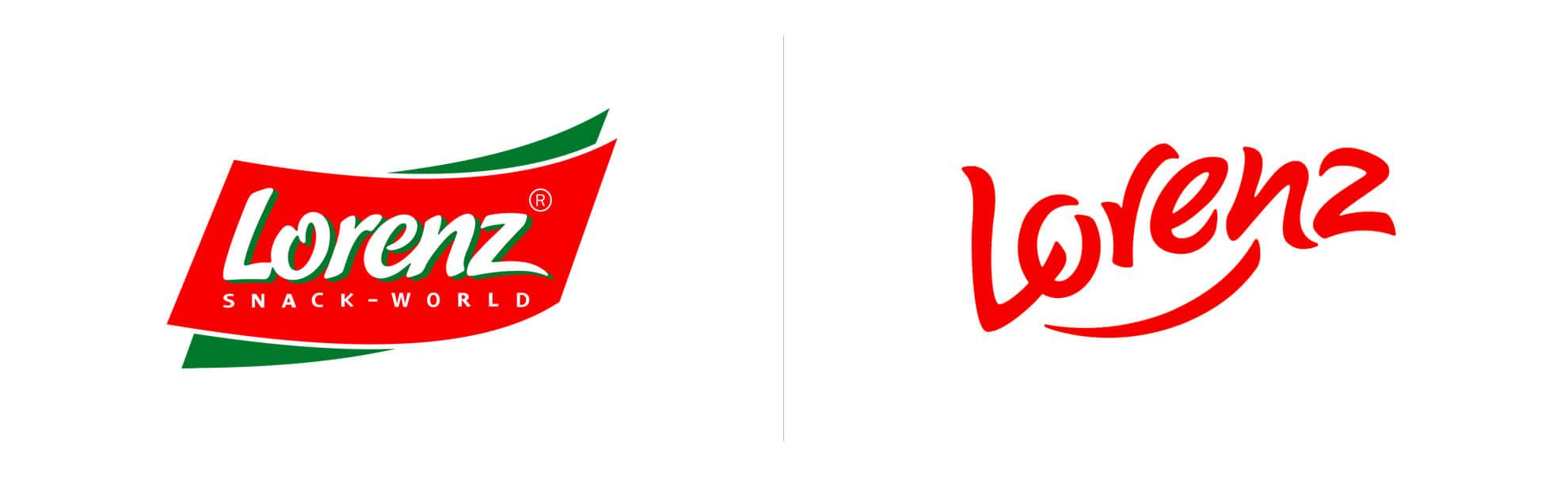 Lorenz zmienia logo