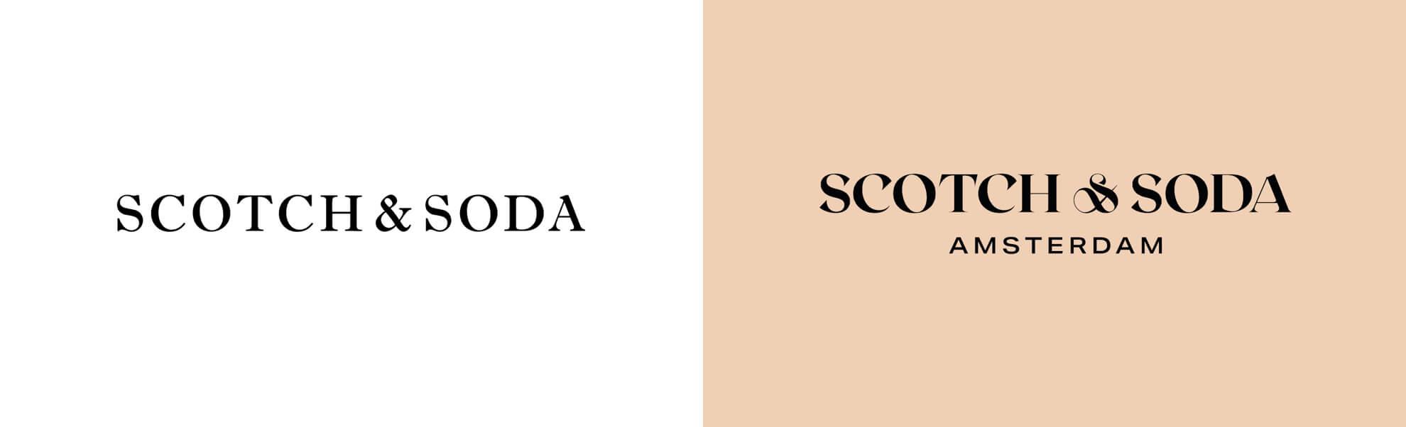 Scotch&Soda zmienia logo