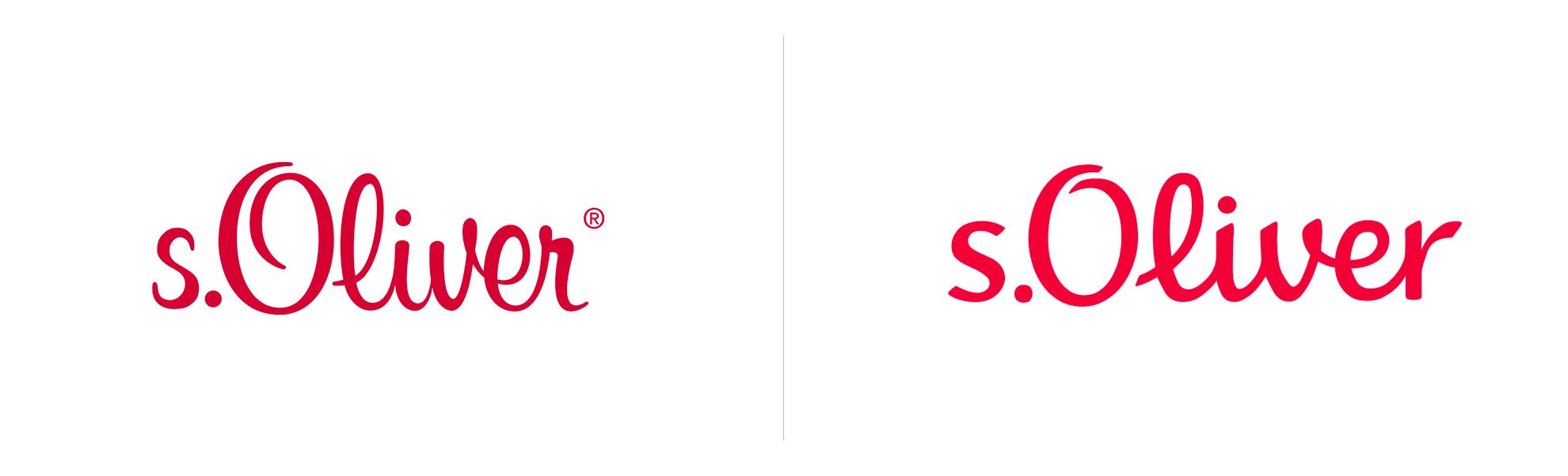 sOliver zodświeżonym logo