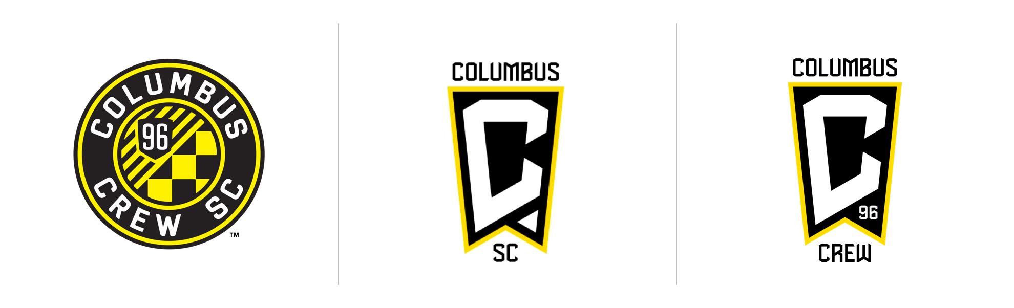 Columbus Crew znowym logo