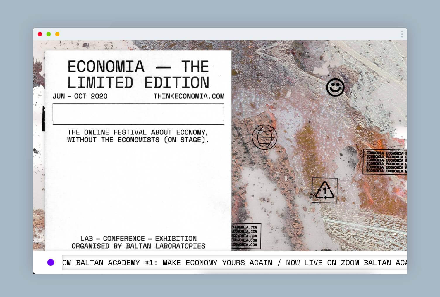 Gabriela BakaEconomia – Limited Edition