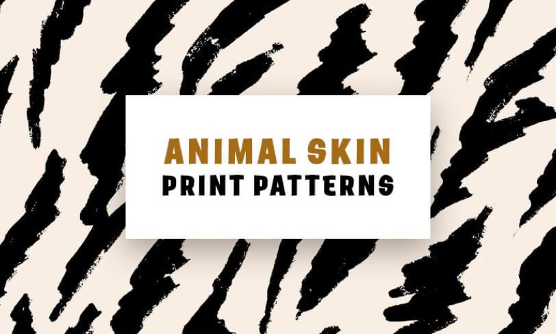 darmowe patterny zwierzęce