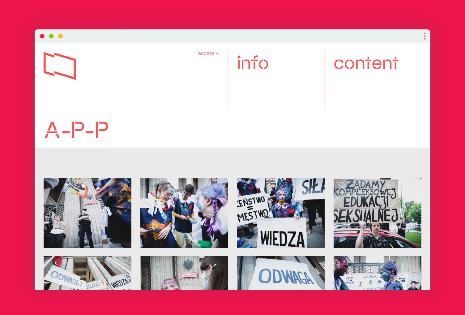 Syfon StudioArchiwum Protestów Publicznych