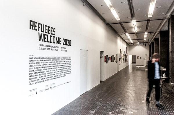 deal design • studioRefugees Welcome 2020