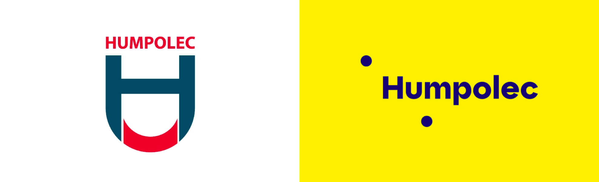 Stare inowe logo Humpolca