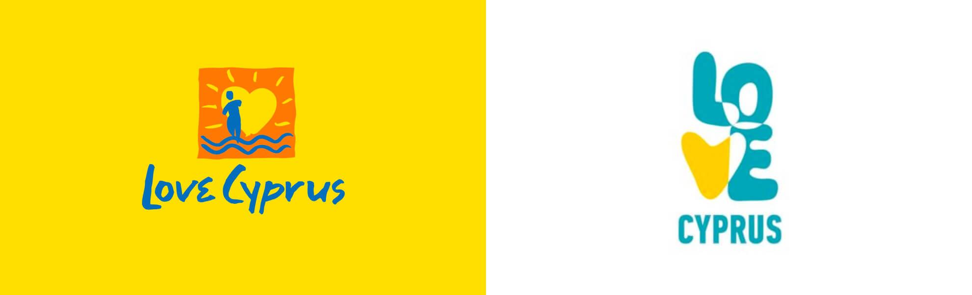 Stare inowe logo Cypru