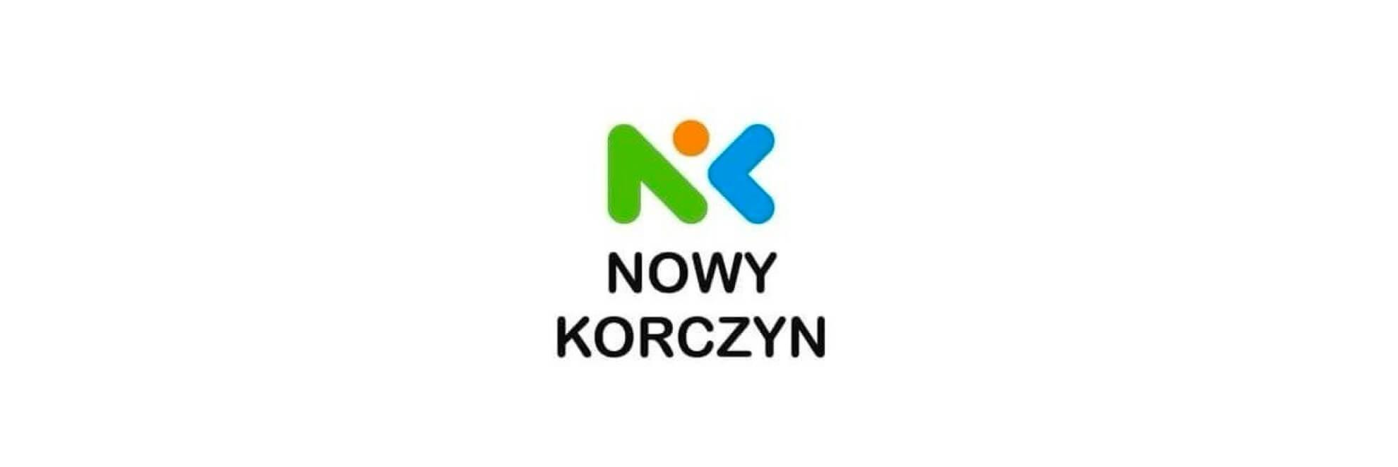 Nowy Korczyn znowym logo