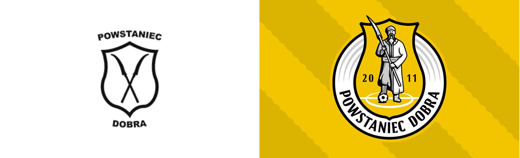 Dobre logo Powstańca Dobra