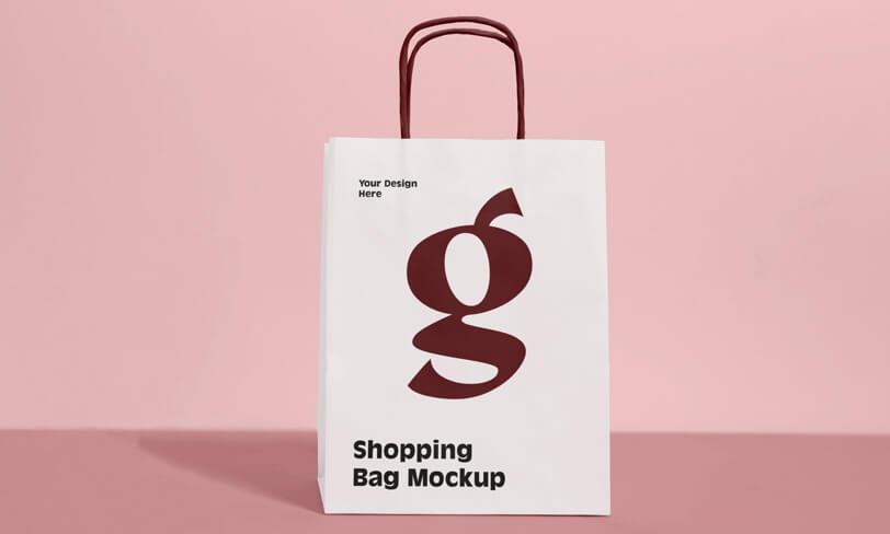 darmowy mockup torba