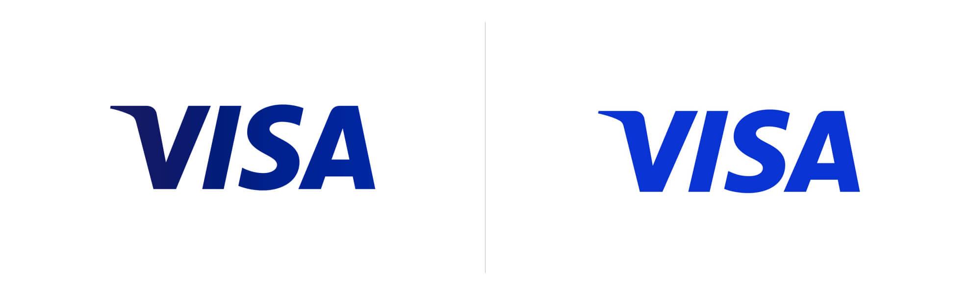 Stare inowe logo Visy