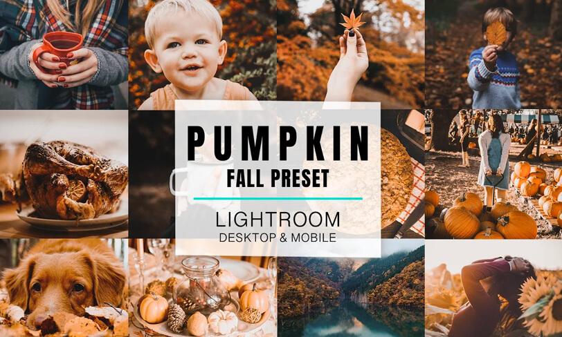 Mobilne presety lightroom